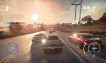 Need for Speed Heat de sortie, avec pléthore de marques