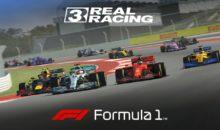 Real Racing 3 : les Formule 1 (officielles) déboulent enfin !