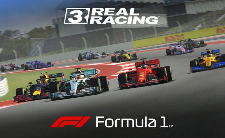 real racing 3 formule 1