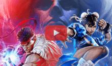 STREET FIGHTER V : CHAMPION EDITION annoncé pour PC et PS4