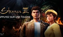 Shenmue III : nos débuts (gameplay) animés pendant notre test