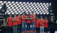 Gran Turismo: Toyota et Rayan Derrouiche remportent la Manufacturer Series!