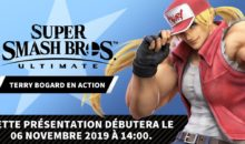 Un Super Smash Bros. Ultimate direct demain en direct ! màj