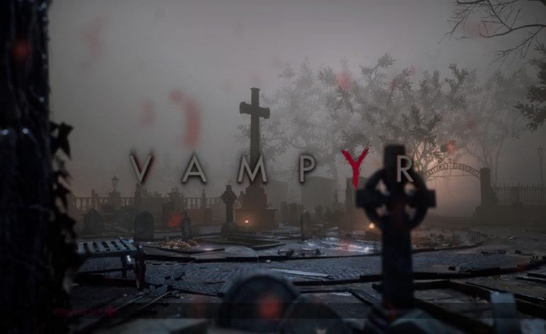 Vampyr écran titre