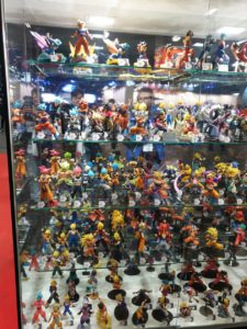 dbz figurines dragon ball z