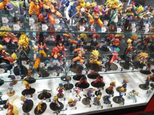 figurines DBZ