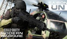 Call of Duty: Modern Warfare saison 1, FIRE !