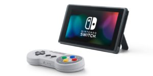 pad super nintendo pour switch