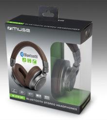 Muse présente son casque audio, le M-278 BT