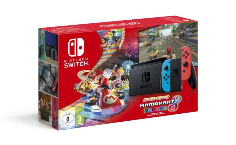 Pack switch mario kart 8