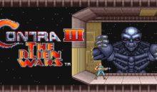 Super Nintendo Mini : Contra III, la guerre contre les aliens reprend
