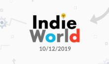 Un direct Nintendo spécial Indie World ce soir à 19H00