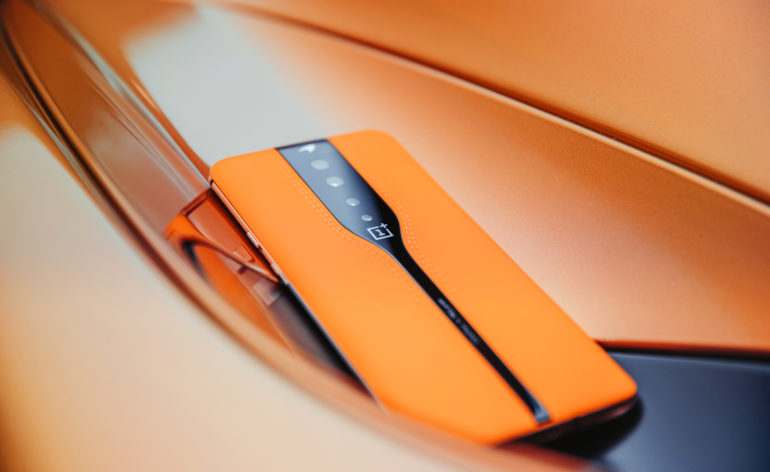 Le One Plus Concept One de One Plus et McLaren