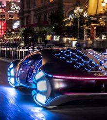 Mercedes réalise un immense bond dans le futur, avec Vision AVTR
