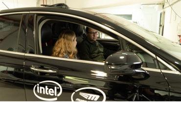 Intel robocar