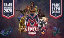 Retour sur le Colmar Esport Show 2020