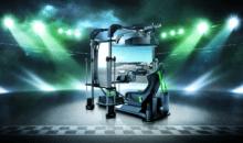 Razer dévoile un cockpit simracing au CES