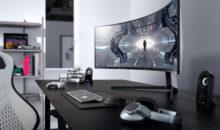 Lancez-vous dans l' Odyssey du gaming avec les moniteurs Samsung