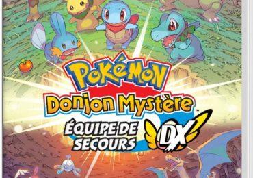 pokémon donjon switch