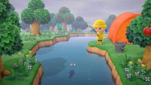 Animal Crossing New Horizons lâche des images inédites