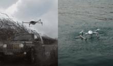 Drone PowerEgg X : qualités professionnelles pour le grand public