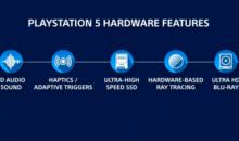 PS5 : logo officiel et infos issus de la conférence CES de Sony