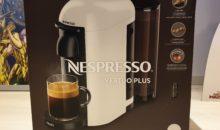 Concours : La Nespresso Vertuo Plus, c'est pour vous et c'est gratuit !