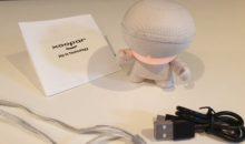Test de la mini-enceinte Mini Xboy : fun, ingénieuse et intuitive