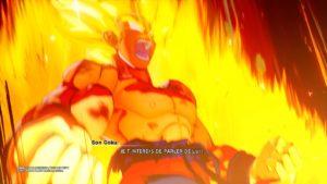 Dragon Ball Z Kakarot San Goku
