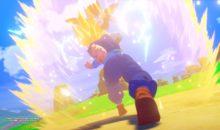 Switch. Dragon Ball Z Kakarot plait en France, podium pour Goku !