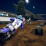 Supercross 3 : l'avatar de Dylan Ferrandis dans une course
