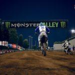 Supercross 3 : la fameuse Monster Alley de Las Vegas