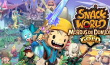 Snack World : Mordus de Donjons – Gold est disponible