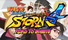Nintendo Switch : Naruto Shippuden Ultimate Ninja Storm 4 Road to Boruto s'anime