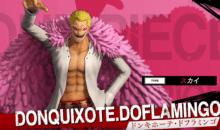 One Piece PW4 : Donquixote Doflamingo entre en scène