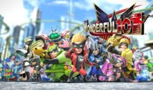Switch : The Wonderful 101 animé avec du gameplay !