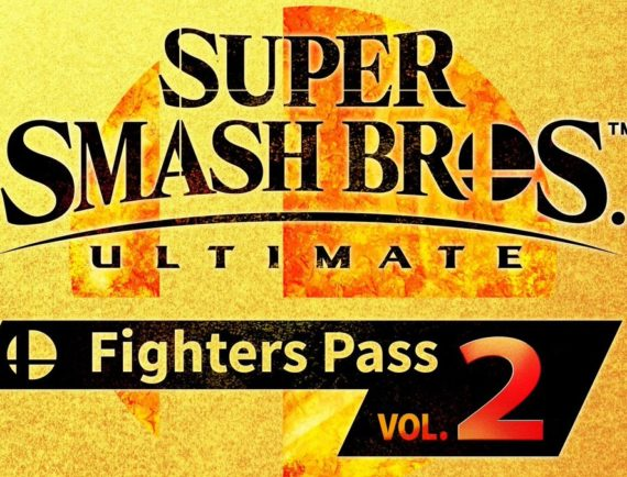 super smash bros fighters pass