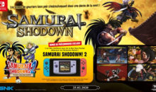 Switch : Samurai Shodown 2 offert pour toute préco du remake !