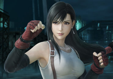 Final Fantasy 7 Remake Part 2 : Tifa Lockhart serrant le poing