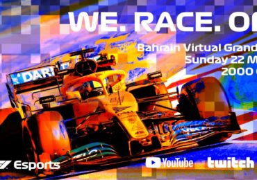 formule 1 esports