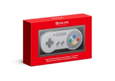 manette super nintendo pour switch