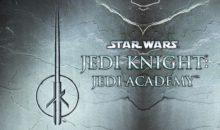 Surprise : Star Wars Jedi Knight Jedi Academy sort aujourd'hui ! màj