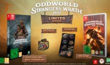 Switch : Oddworld Stranger's Wrath HD, une édition spéciale