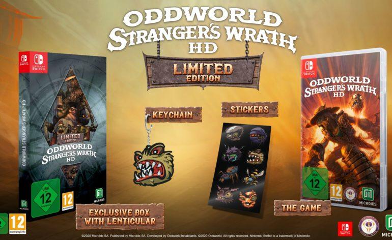 oddworld sur switch