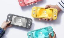 La Switch Lite Corail officialisée chez nous