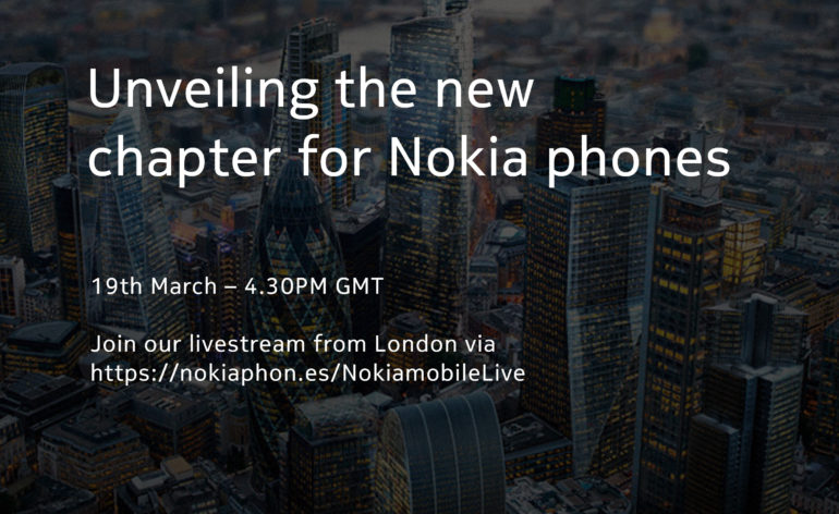 Nokia live