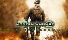 COD Modern Warfare 2 : la campagne remasterisée dispo sur PS4 !