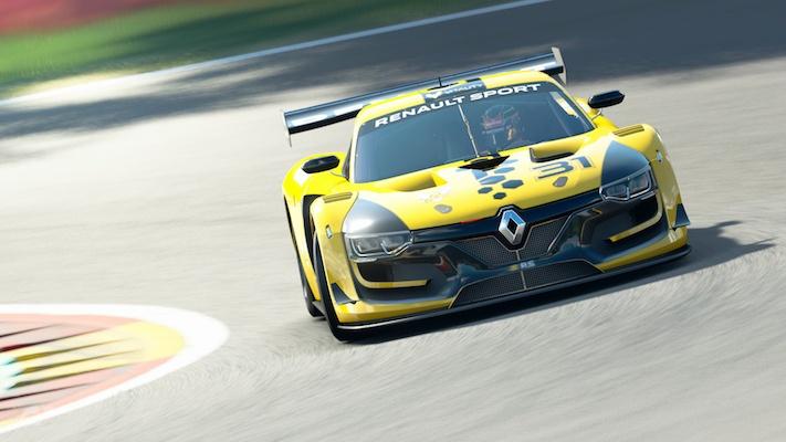Gran Turismo : la Renault RS.01 de Esteban Ocon
