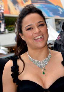 Michelle Rodriguez à Cannes en 2018