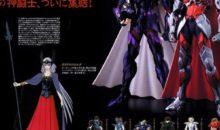 Saint Seiya : Myth Cloth EX, Hilda de Polaris et ses guerriers teasée !
